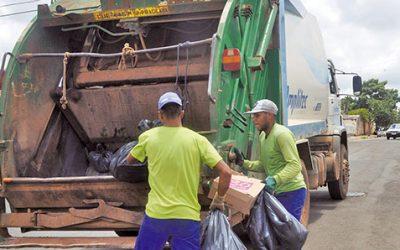 Coleta de Lixo atinge Grau de Excelência em Rio das Pedras