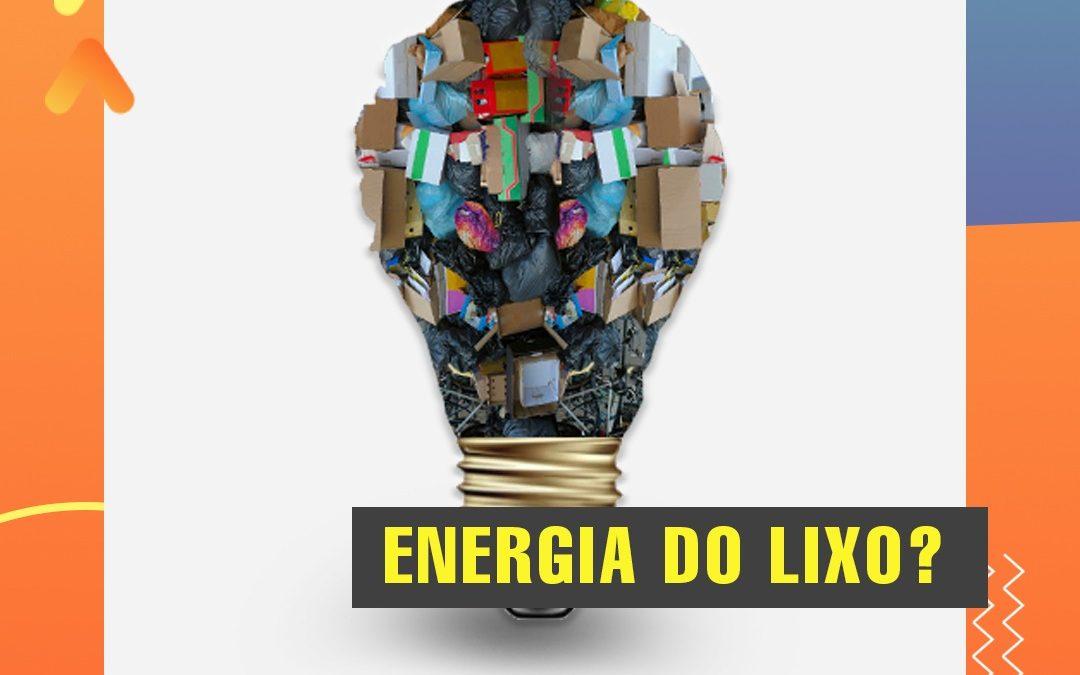 Biogás: a energia que vem do lixo